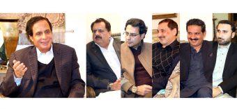 Negative politics of vengeance smells of haughtiness: Ch Parvez Elahi