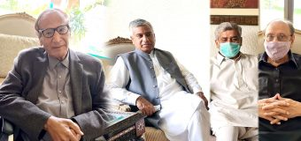 Blessings will come only by following the principles and teachings of Allah Almighty: Ch Shujat Hussain