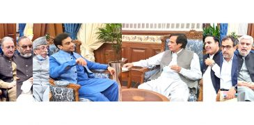 Punjab Assembly's new building reflects Islamic traditions in real meanings and interpretation of Pakistani people's aspirations: Ch Parvez Elahi