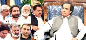 ہر جماعت کی اپنی سیاست اور مقصد ہے، ہماری سیاست کا مقصد پاکستان کی ترقی اور عوام کی فلاح ہے: چودھری پرویزالٰہی، طارق بشیر چیمہ