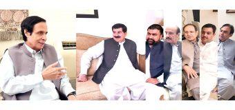 وزیراعظم عمران خان اور پاکستان مسلم لیگ کی کاوشوں سے پنجاب ترقی کی منازل طے کر رہاہے: چودھری پرویزالٰہی