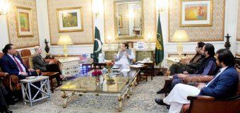 پاکستان اور امریکہ کے درمیان طویل مدتی باہمی تعلقات ہیں، امریکہ کا مختلف شعبوں میں پاکستان سے تعاون قابل تعریف ہے: چودھری پرویزالٰہی